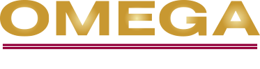Omega Real Estate, Estate Agency Logo