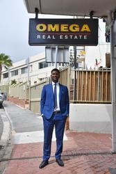 Desigan  Naidoo , estate agent