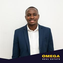 Tony  Muteba, estate agent