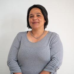 Shireen  Abrahams , estate agent