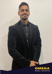 Ashiq  Abrahams, estate agent
