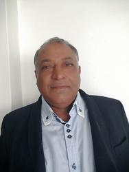 Dass Naidoo, estate agent