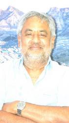 Bazil  Naidoo, estate agent