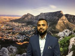 Adeeb  Abrahams , estate agent