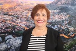 Esmeralda Moore, estate agent